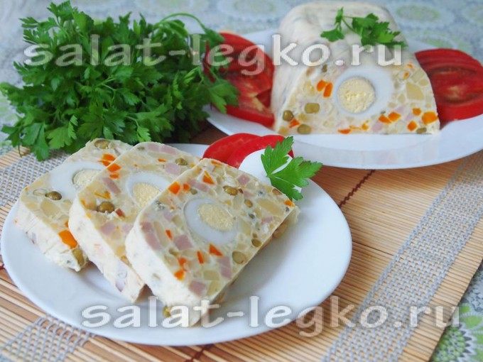 Салат с крабовым мясом рецепт с фото очень вкусный