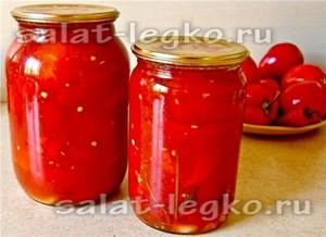 как готовить лечо с помидорами