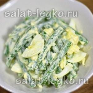 Салаты с яйцом: рецепты с фото простые и вкусные