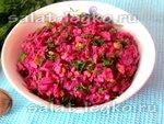 Салат из цветной капусты с яйцом и огурцом: рецепт с фото