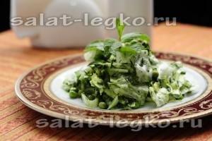 Салат в восточном стиле