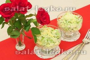Салат с грибами - russianfood.com