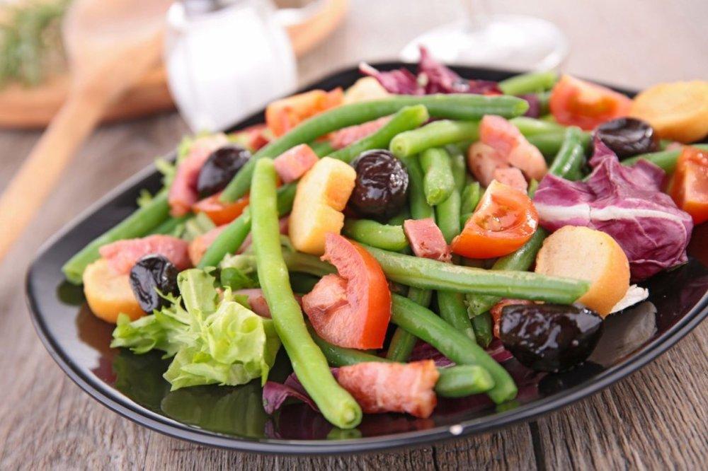 вкусные диетические салаты для похудения
