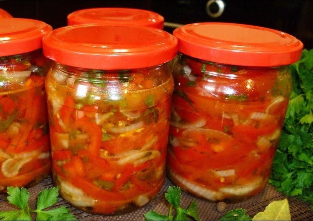 салат кубанский на зиму рецепты с фото подскажем