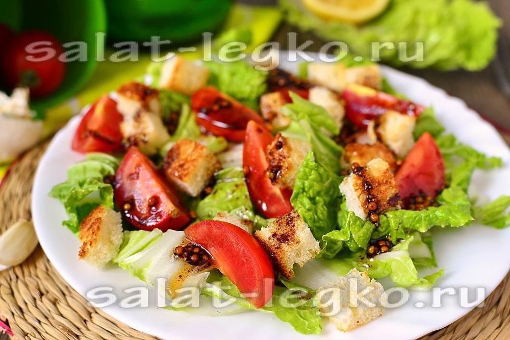 Салат вегетарианский с пекинской капустой рекомендации