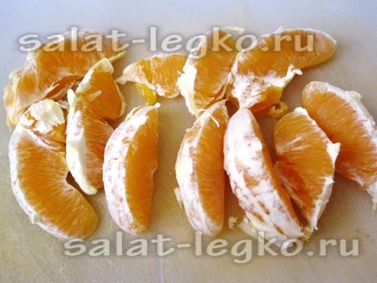 Разделяем апельсин