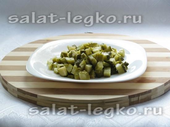 Винегрет из печеных овощей, пошаговый рецепт с фото