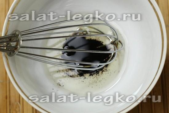 соденить соевый соус с маслом