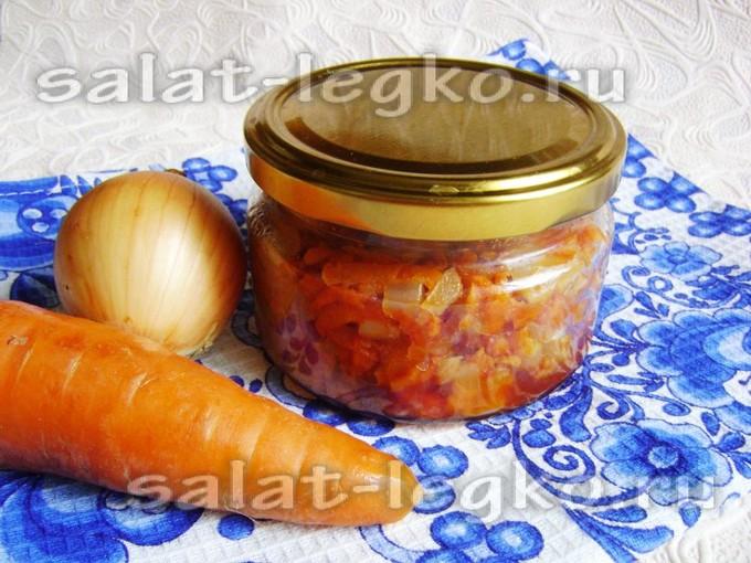 Салат рыжик из моркови на зиму новые фото