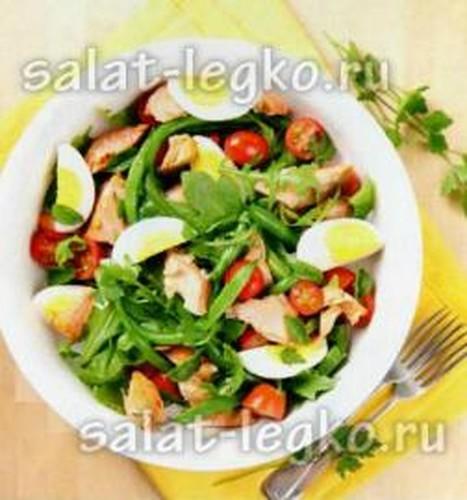 Простые и вкусные салаты рецепты с фото