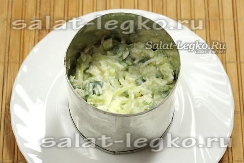 Салат из черемши: рецепты просто и вкусно (пошаговые фото)