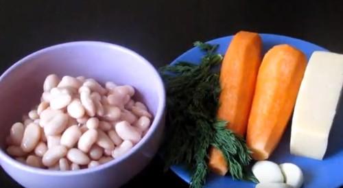 Салат из белой консервированной фасоли: рецепт с фото очень вкусный