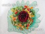 Салат для тарталеток рецепты с фото простые